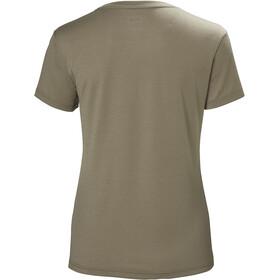 Helly Hansen W's Skog Graphic T-Shirt Fallen Rock
